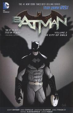 Batman Vol. 2: The City of Owls (The New 52)
