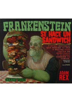 (6-8) FRANKENSTEIN SE HACE UN SANDWICH