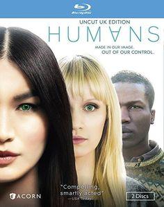 Gemma Chan & Katherine Parkinson & Sam Donovan & Daniel Nettheim-Humans, Season 1