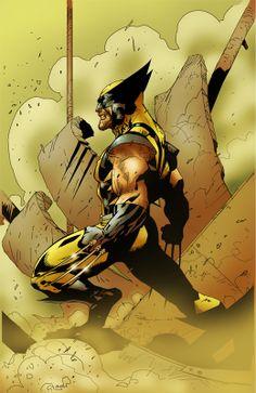 Wolverine by Ryan Benjamin