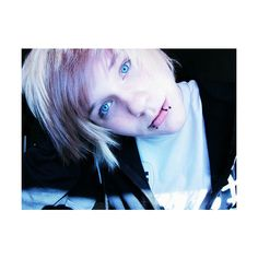 hot emo boy | Tumblr ❤ liked on Polyvore