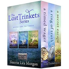 The Lost Trinkets Series: Books One to Three