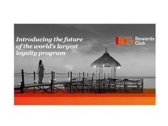 IHG Launches World's Largest Loyalty program