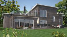 Villa_åsa_järnvitrol 1,5 plans inspiration! Allrum på övervåning