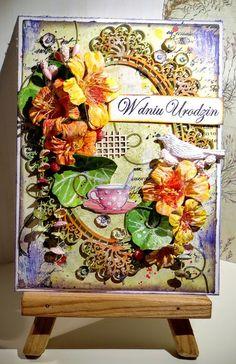 birthday urodziny Geburtstag card kartka Karte