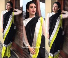 Karishma Kapoor in Raw Mango at World Environment Day event