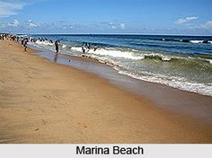 Marina Beach is  twelve kilometers in length and is the second longest beach in Asia. For more visit the page. #beach #seabeach #travel #tourism