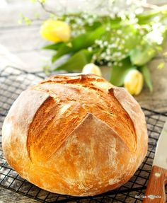 Pin on Beauty Pin on Beauty Amish White Bread, Bread Recipes, Cooking Recipes, Czech Recipes, Bread Bun, Bread Baking, Sweet Recipes, Food To Make, Food Porn