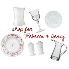 Rebecca Smith and Jerry Ashmore - shop their registry @ http://www.charlestonstreet.com/registry.asp?action=view&id=2175