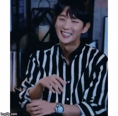 An animated gif. Make your own gifs with our Animated Gif Maker. Joon Gi, Lee Joon, Lee Jong Ki, Gifs, Criminal Minds, Best Actor, A Good Man, Animated Gif, Karma