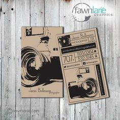 Photography business cards by moo cool ads and marketing custom photography business card template by fawnlariegraphics 3000 reheart Image collections