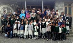 Hunza Serena Inn carried out a tree plantation session at the Aga Khan Diamond Jubilee School Passu Gojal Hunza.