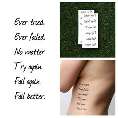 Spectacular Temporary Tattoo Quote Set of 2 by Tattify on Etsy Tattoo Set, I Tattoo, Tattoo Quotes, Tattoed Heart, Tattoos 2014, Scar Cover Up, Best Couple Tattoos, Word Girl, Tattoo Removal