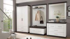 babybett joshua kinderbett f r babyzimmer in pinie wei. Black Bedroom Furniture Sets. Home Design Ideas