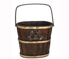 Colonial Handled Basket Tote