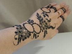Khaleeji henna 6 - YouTube