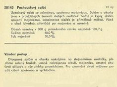Jak udělat pochoutkový salát podle původní receptury | recept | jaktak.cz Personalized Items