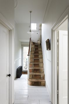Carpeted Stairs - Inside A Peckham Home — South East London Journal