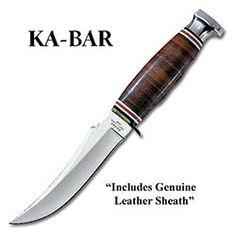 KABAR Skinner Knife