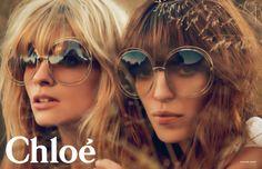 Chloe S/S 2014 ad campaign