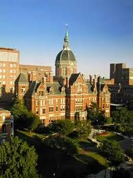 Johns Hopkins University.I hope to go here one day.I want to be a Cardiovascular Surgeon.