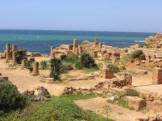 Tipasa, Algeria (UNESCO World Heritage Site)