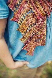 Close to You shawl