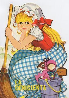 María Pascual, ilustradora. Algunas crecimos con sus dibujos.