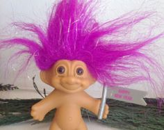 This New Year's Troll | Vintage Holiday Trolls You Know And Love