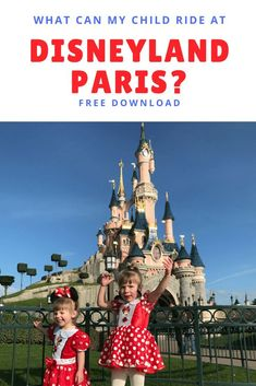 Before my first trip to Disneyland Paris, I spent hours search the web to find out what my 2 year old and newborn could ride. Disney Resorts, Disney Vacations, Disney Travel, Travel With Kids, Family Travel, Trips To Disneyland Paris, Disneyland Tips, Paris Tips, Flying With Kids