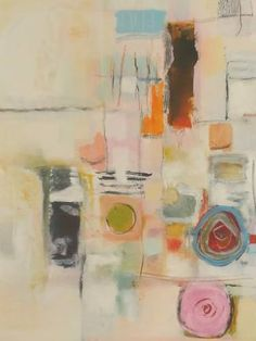 """Saatchi Art Artist Sarah Stokes; Painting, """"there's always another story"""" #art"""