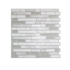 Peel And Stick Mosaic Decorative Wall Tile Muretto Brina 91 Inx 102 Inselfadhesive Decorative Wall