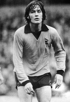 Jim McCalliog of Wolves in 1972.