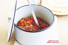 Vegetarian chilli main image