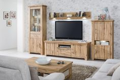 STROMBERG - Obývačková zostava, vyhotovenie: Dub wotan Furniture, Home Decor, Decoration Home, Room Decor, Home Furnishings, Home Interior Design, Home Decoration, Interior Design, Arredamento