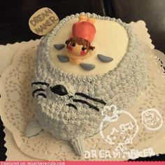 Totora cake!