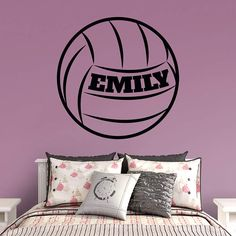 volleyball personalized name. beautiful ideas. Home Design Ideas