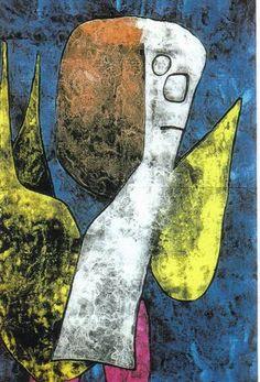 Povero angelo 1939 Klee -
