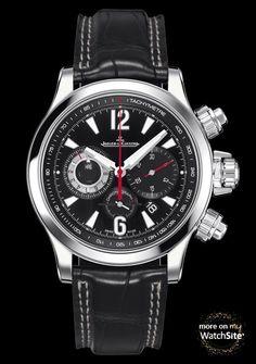 Jaeger LeCoutre   [Lifestyle] Swag × Timepiece   Pinterest
