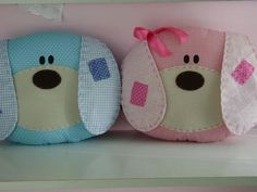 Sewing Toys, Baby Sewing, Sewing Crafts, Sewing Projects, Kids Pillows, Animal Pillows, Fun Crafts, Diy And Crafts, Sewing School