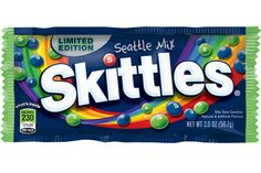 "Seattle Seahawks' Marshawn Lynch (AKA ""Beast Mode"") Gets His Own Limited-Edition Line of Skittles  ♥ Isn't this funny!?!?!? ♥"