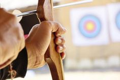 Bow Mechanics Grip And Follow Through Archery