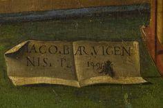 Il ritratto di Luca Pacioli a Capodimonte - Museo di Capodimonte