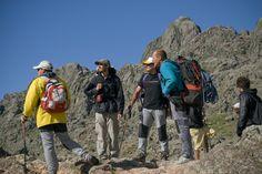 Trekking  www.viajaportupais.gov.ar