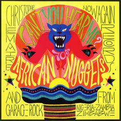 VA  × 70's African Nuggets & Garage Rock from Nigeria, Zambia, and Zimbabwe #VA#various artists#africa#garage rock#nigeria#zimbabwe#zambia#music#afro-rock#2016