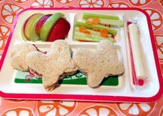Algunas ideas para hacer que las comidas saludables de los niños sean exitosas