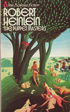 Puppet Master's cover one