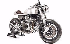Suzuki GS750 Cafe Racer by White Collar Bikes #motorcycles #caferacer #motos   caferacerpasion.com