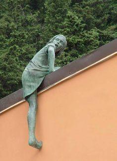 Sculpture by Elisabet Stienstra