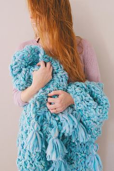 Prepare yourself for the cozy. This knitting pattern is a perfect way to get started.
